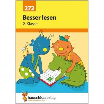 Besser lesen - Klasse 2 Leseübungsheft