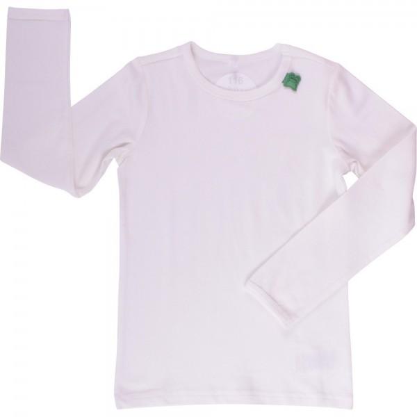 Tolles Basic Shirt creme weiss neutral