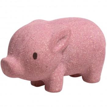 Schweinchen Tierfigur Holz – 7,2 cm
