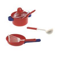 Spielzeug Koch-Set für Kinder – Spielstabil 6tlg. | greenstories