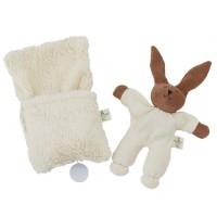 Vorschau: Spieluhr Hase im Schlafsack Guten Abend von Brahms