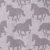 Vorschau: Pferde Baby Body - langarm soft