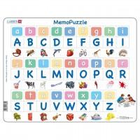 Lernpuzzle Buchstaben für Kinder ab 5 Jahre