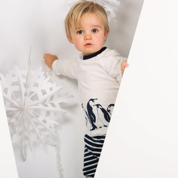 modern und lässig - eine Babyhose für sie und ihn