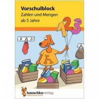 """Vorschulblock """"Zahlen und Mengen"""" ab 5 Jahre"""