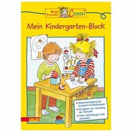 Conni Mein Kindergarten-Block ab 4 Jahre