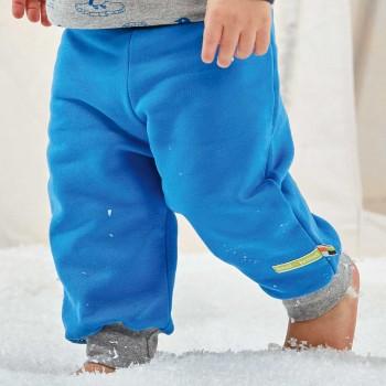 Uni Jogginghose Sweat Basic blau