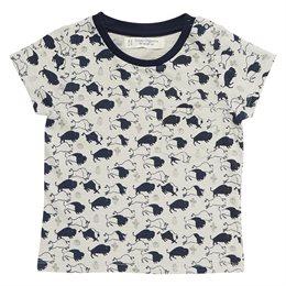 Cooles Bio Jungen T-Shirt Buffalo