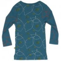 Vorschau: Kinder Schurwoll Hemd - Designerstück - extravagant
