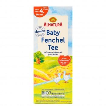 Baby-Fenchel-Tee für Babys ab 5 Monaten - 20 Teebeutel