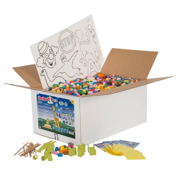 Fischer Tip Box Xxl Fur Kindergarten Schule Und Feste Fischer
