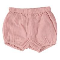 Musselin Shorts luftig, leicht in rosa