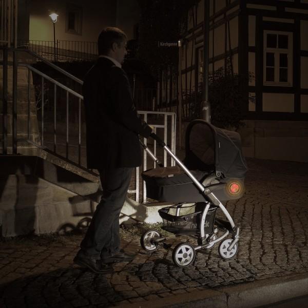 SeeMe Licht für Kinderwagen & Kleidung