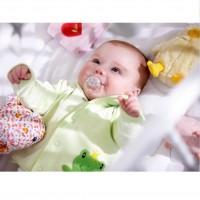 Vorschau: Beruhigungssauger gelb & rosa 2 Stück 0-6 Monate