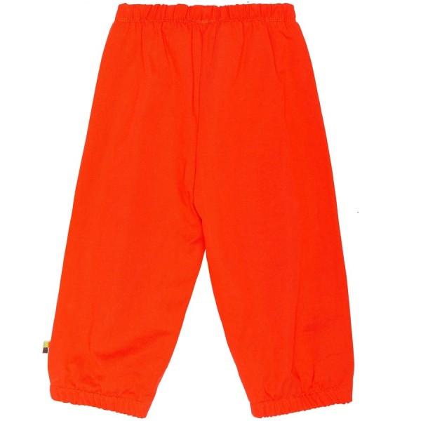 Outdoor Übergangshose orange