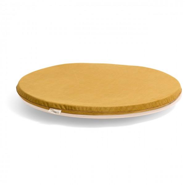 Wobbel Auflage 360 Uni ocker-gelb