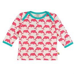 Bio Shirt Delfin langarm