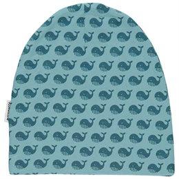 Blaue Wale - Beanie