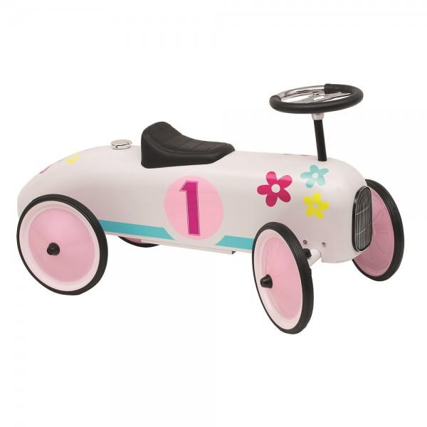 Rutscherfahrzeug mit Gummiräder - Susibelle