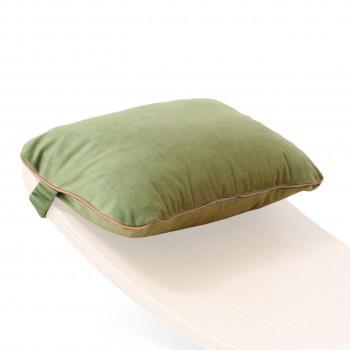 Wobbel Kissen Orginal uni oliv-grün