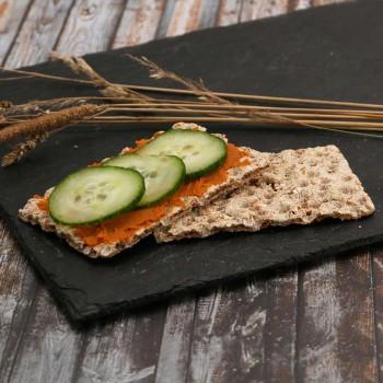 Knäckebrot Delikatess aus Roggenvollkornmehl (250g)