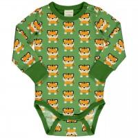 Tiger Body langarm breite Bündchen