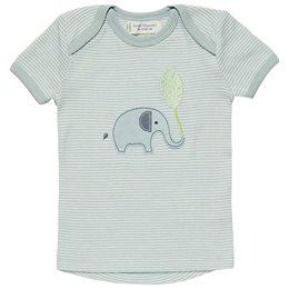 Süsses Jungen Elefanten T-Shirt