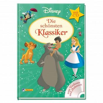 Kinderbuch Disney Klassiker mit Hörspiel CD ab 3 Jahre