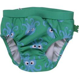 Schwimmwindel für Babys - grün