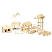 Vorschau: 111-tlg. - Baukasten System - freies Bauen & konstruieren