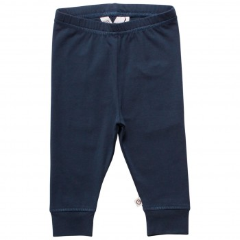 Edle Leggings elastisch navy
