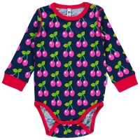 Kirschen Baby Body soft navy