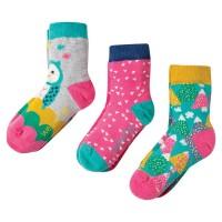 Socken 3er Pack - 3 Designs