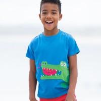 Cooles Krokodil T-Shirt