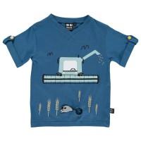 Cooles Jungen Shirt - marine
