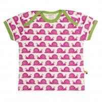 Loud + Proud Schnecken T-Shirt Mädchen