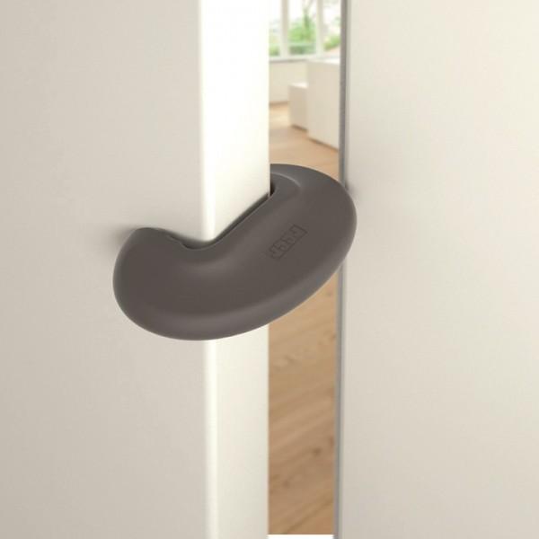Türstopper für Kinder - anthrazit