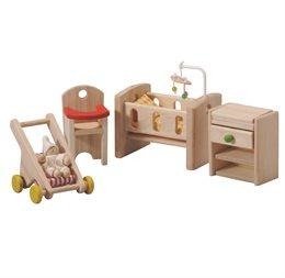 Babyausstattung für das Puppenhaus