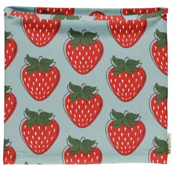 Schlauchschal leicht Erdbeeren 68/92