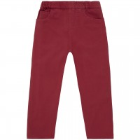 Rote Outdoor Hose Twill