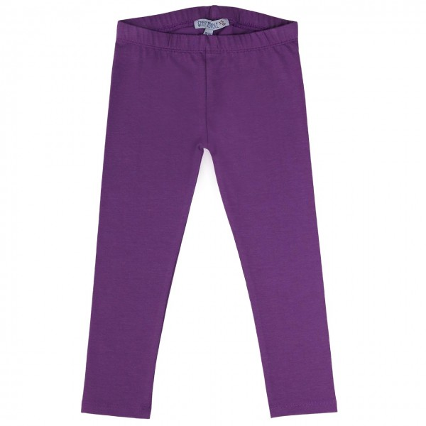 Edle Leggings in lila