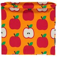 Schlauchschal leicht Apfel orange 68/92
