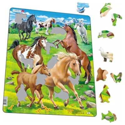larsen-puzzle-kleinkinder-pferde-ab-3-jahre-kaufen