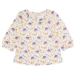 Sehr leichtes sommerliches Langarmshirt