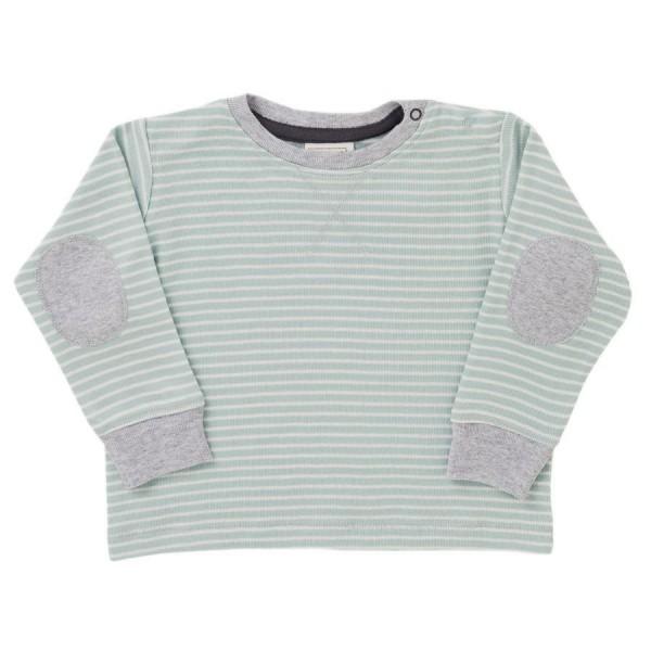 fb03edd93f235d People wear Langarmshirt mint gestreift