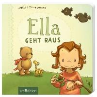 Vorlese Buch Ella geht raus ab 12 Monate