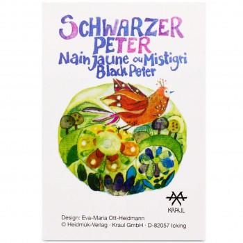Kartenspiel Schwarzer Peter 4-99 Jahre