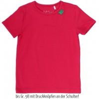 Anpassungsfähiges T-Shirt oder als Unterhemd - rot