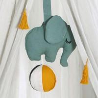 Spieluhr Elefant – Brahms Wiegenlied
