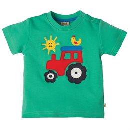 T-Shirt für Traktor Fans